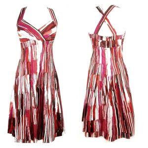 Calvin Klein | Wrap Top Summer Dress Size 6